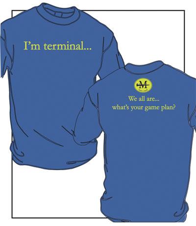 I'm Terminal T-Shirts