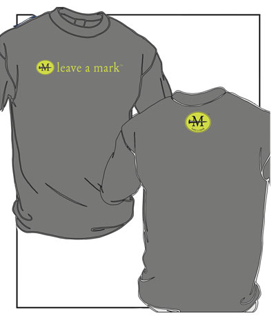 Leave a Mark T-Shirt